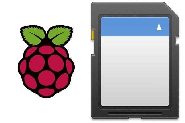 raspberrySDcard